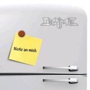 Notiz An Mich