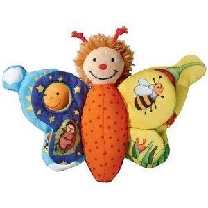 Ravensburger 04373 - Mein Schmetterlings-Püppchen