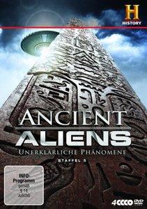 Ancient Aliens - Unerklärliche Phänomene (Staffel 5)