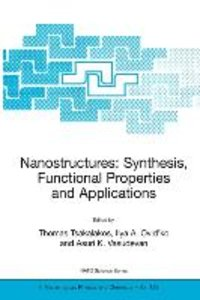 Nanostructures: Synthesis, Functional Properties and Application