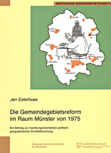 Die Gemeindegebietsreform im Raum Münster von 1975