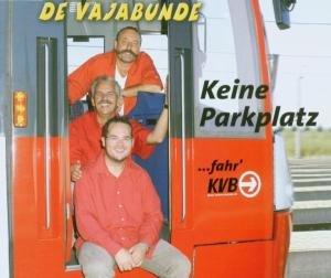 Keine Parkplatz (Fahr' KVB)