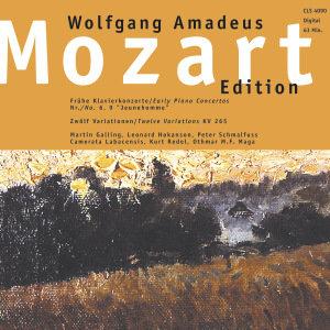 Frühe Klavierkonzerte-Early Piano Concertos