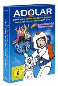 Adolar-Kult-Box (25 Episoden auf 4 DVDs)