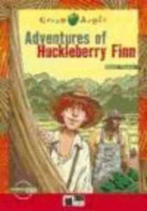 The Adventures of Huckelberry Finn. Mit CD. Step 2. 7./8. Klasse