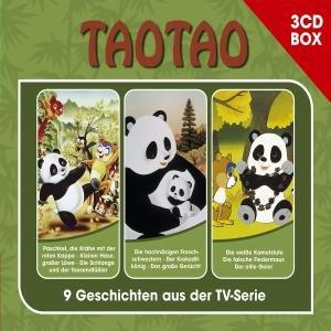 TAO TAO - 3-CD HÖRSPIELBOX