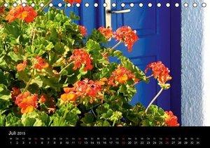 Hofmann, W: Santorin (Tischkalender 2015 DIN A5 quer)