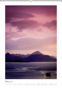 Malerisches Asien (Wandkalender 2016 DIN A2 hoch)