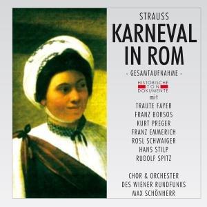 Karneval In Rom