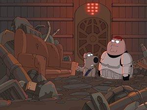 Family Guy Trilogie - Ja, lach Du nur, du dämliches Pelzvieh