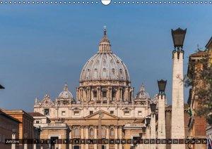 Ein Wochenende in Rom (Wandkalender 2016 DIN A3 quer)
