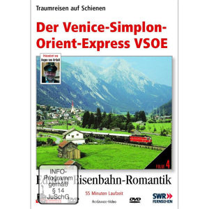 Der Venice-Simplon-Orient-Express VSOE