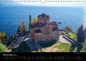 Monuments of Macedonia 2015 (Wall Calendar 2015 DIN A4 Landscape