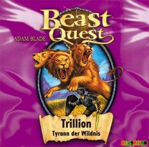 Beast Quest 12. Trillion, Tyrann der Wildnis