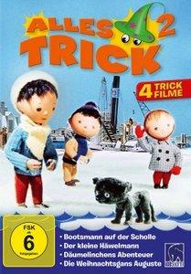 Alles Trick 2. (4 x Zeichentrickspass)