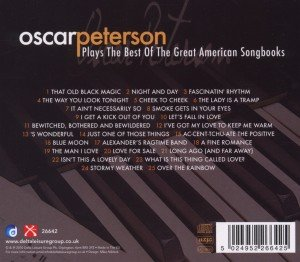 Plays The Best Of The Great American Songbook