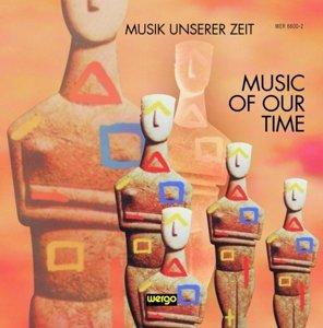 WERGO Collection II-Musik unserer Zeit