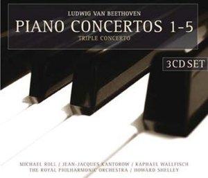 Piano Concertos 1-5