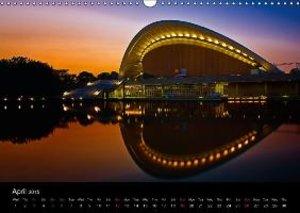 Sunsets of Berlin (Wall Calendar 2015 DIN A3 Landscape)