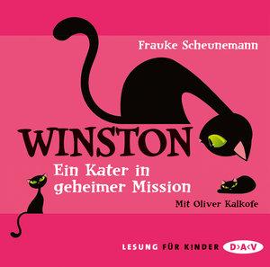Winston 1: Ein Kater in geheimer Mission