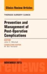 Prevention and Management of Post-Operative Complications, an Is