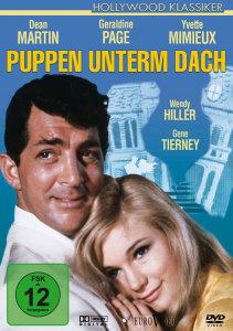 Puppen unterm Dach (s/w) (DVD)