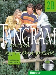 Tangram 2 B. Kursbuch und Arbeitsbuch