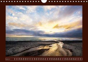 Streifzug durch Dänemark (Wandkalender 2017 DIN A4 quer)