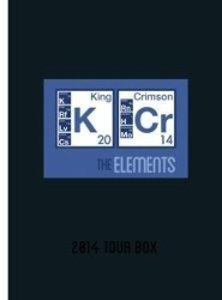 The Elements Tour Box 2014
