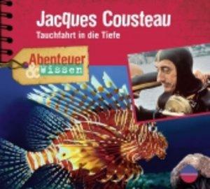 Abenteuer & Wissen.. Jaques Cousteau