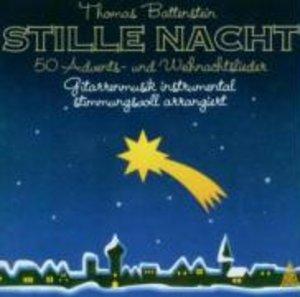 Stille Nacht-50 Advents-und Weihnachtslieder