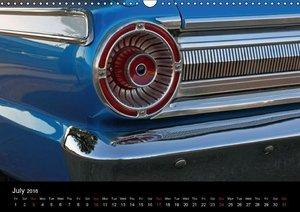 Classic Cars (UK-Version) (Wall Calendar 2016 DIN A3 Landscape)