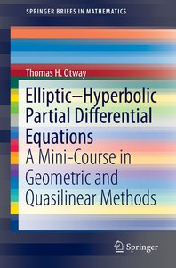 Elliptic-Hyperbolic Partial Differential Equations