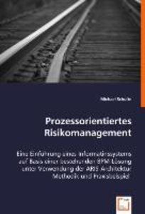 Prozessorientiertes Risikomanagement