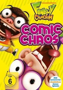 Fanboy & ChumChum - Comic Chaos