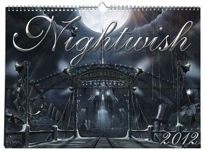 Nightwish Kalender 2012