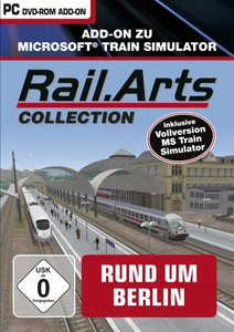 RailArts Collection: Rund um Berlin + 3 Strecken (MSTS)