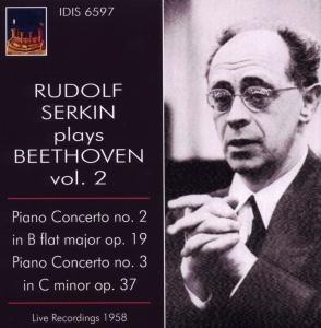 Serkin Spielt Beethoven Vol.2