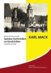 Spöcker Gschichdlen un Gerdichdlen