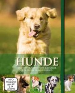 Hunde - Buch & DVD