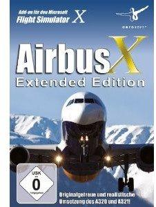 Flight Simulator X - Airbus X Pro Edition (AddOn zum FSX - A321)