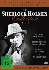 Die Sherlock Holmes Collection - Teil 1