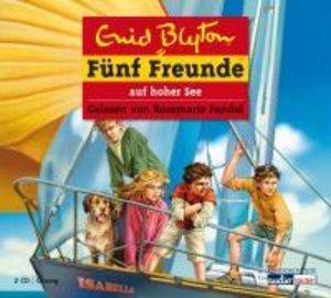 Fünf Freunde 54 auf hoher See