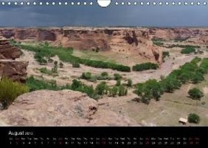 USA Southwest / UK-Version (Wall Calendar 2015 DIN A4 Landscape)