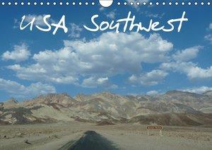 USA Southwest / UK-Version (Wall Calendar 2015 DIN A4 Landscape)