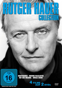 Rutger Hauer Collection (DVD)
