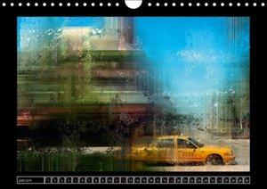 Digital-Art URBAN VIEWS (Wandkalender 2016 DIN A4 quer)