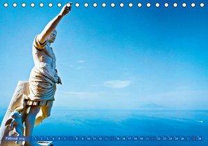 Capri-Wonne (Tischkalender 2016 DIN A5 quer)