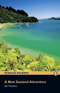 Penguin Readers Easystarts A New Zealand Adventure
