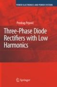 Three-Phase Diode Rectifiers with Low Harmonics